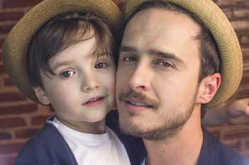 Serban Copot, internat in spital alaturi de fiul lui