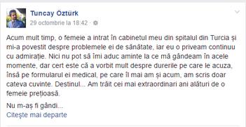 S-a aflat adevaratul motiv al divortului dintre Andreea Marin si Tuncay Ozturk!