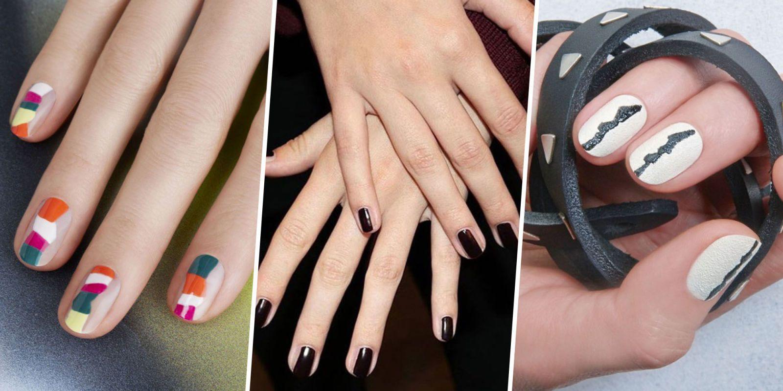 Conturarea unghiilor, noul trend in manichiura