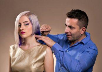 Hairstylistul Cristi Pascu iti spune ce nuante de blond se poarta iarna aceasta