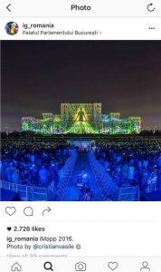 De urmarit: top 10 conturi de Instagram din Romania