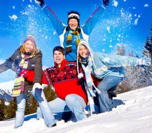 Beneficiile sporturilor de iarna
