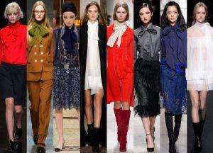 Directii de baza in moda inceputului de an 2017