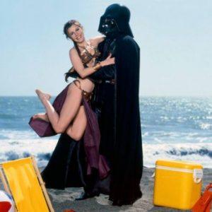 Viata zbuciumata a rebelei printese Leia din Razboiul Stelelor, interpretata de regretata actrita Carrie Fisher