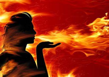 Ce inseamna daca visezi foc