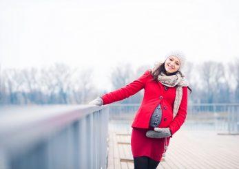 Sarcina in timpul iernii: precautii, complicatii, afectiuni posibile