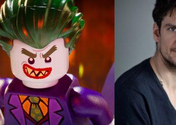 "Tudor Chirila, vocea lui Joker in varianta dublata a productiei animate ""LEGO® Batman: Filmul"""