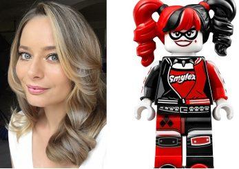 "Laura Cosoi, vocea rautacioasei Harley Quinn in animatia ,,LEGO® Batman: Filmul"""