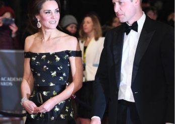 Ducesa de Cambridge a facut senzatie la Premiile BAFTA: ce alte vedete au fost laudate pentru rochiile etalate pe covorul rosu