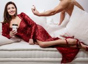 Ela Craciun, in pat cu un alt barbat