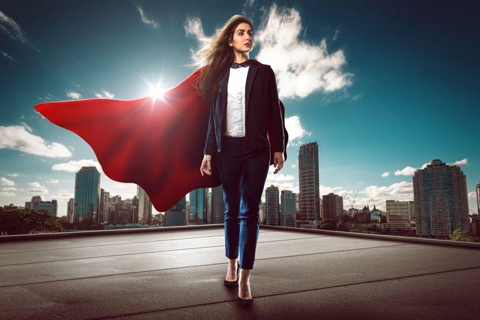 Modele de femei puternice