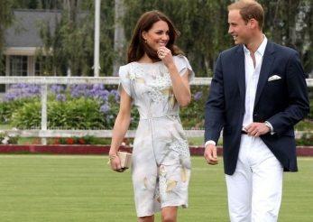 Motivul pentru care Printul William si Catherine se tin foarte rar de mana in public!
