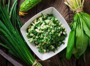 Salatele de primavara, imunitate in farfurie