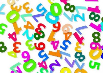 Ce inseamna daca visezi cifre si numere?