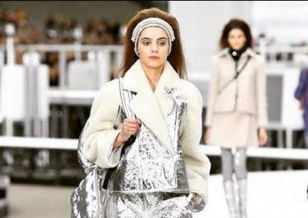 Surpriză de proporţii în timpul prezentării colecţiei Chanel pentru toamnă-iarnă 2017/2018! VIDEO