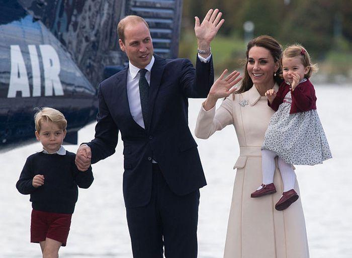 """Ducesa de Cambridge a vorbit despre provocarile vietii de mama: """"Am simtit ca a trebuit sa infrunt o … """""""