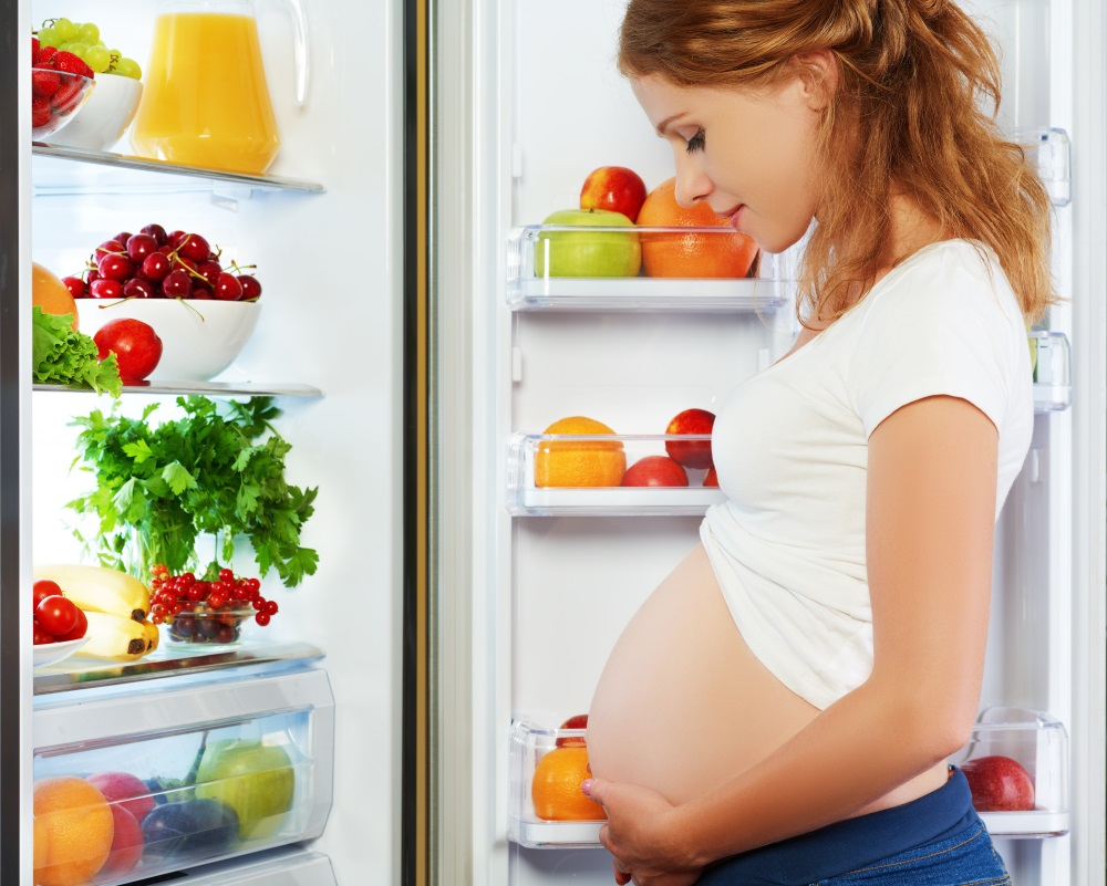 Iata 5 alimente pe care trebuie sa le consume obligatoriu o femeie insarcinata
