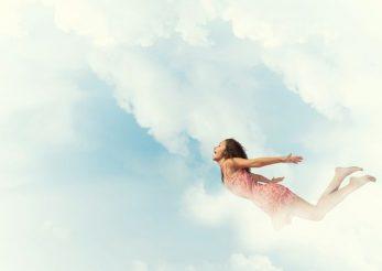 Ce inseamna daca visezi ca zbori?