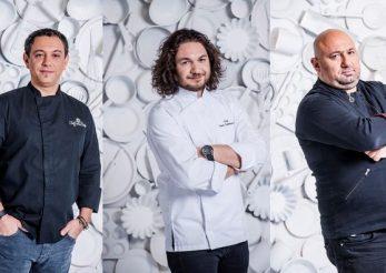 Chefii Bontea, Scarlatescu & Dumitrescu iti recomanda 3 super retete pentru masa de Paste!
