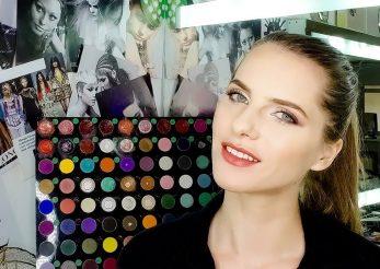 Invata sa-ti pui frumusetea in valoare prin machiaj: bronze make-up, machiaj de zi, pin-up, smokey eyes