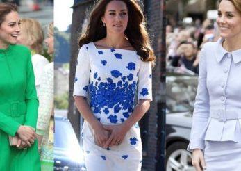 Secretele vestimentare ale Ducesei de Cambridge