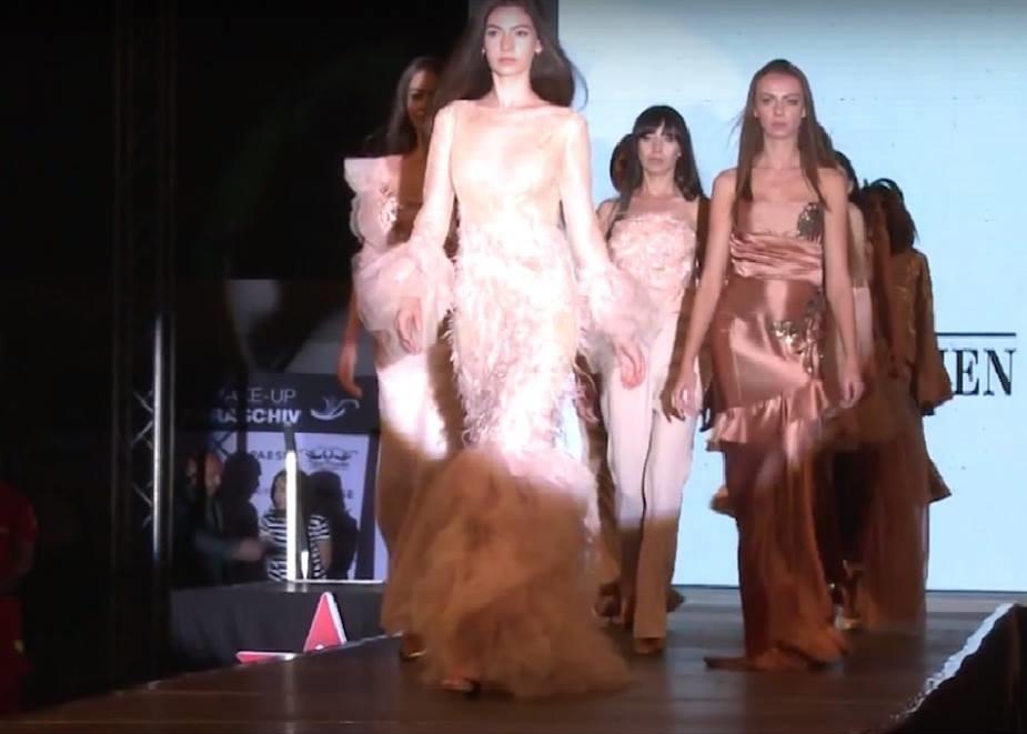 Spring Fashion Gala, un nou show de moda in Romania