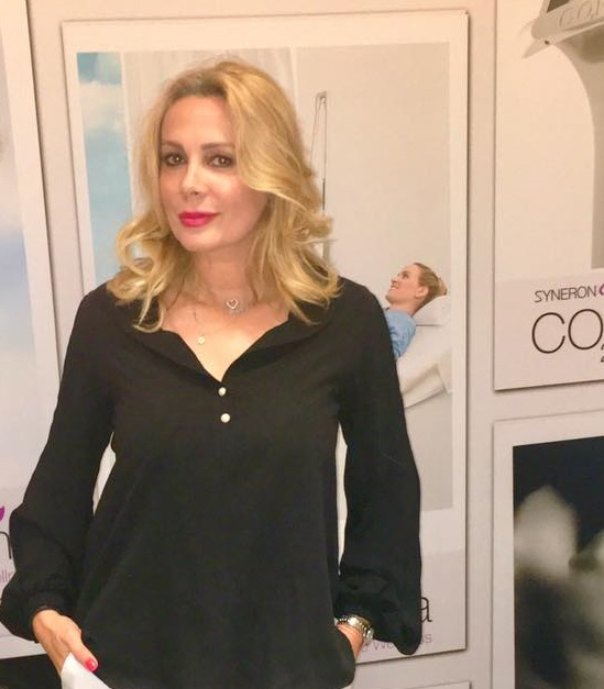 """Dana Savuica: """"Multe femei se tem sa discute despre problemele din viata intima, apoi ajung sa se intrebe de ce le insala sotul"""""""