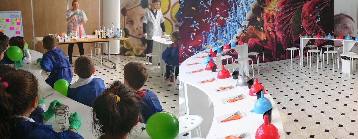 Laboratorul de Stiinte Baylab: locul unde copiii descopera o alta fata a invataturii