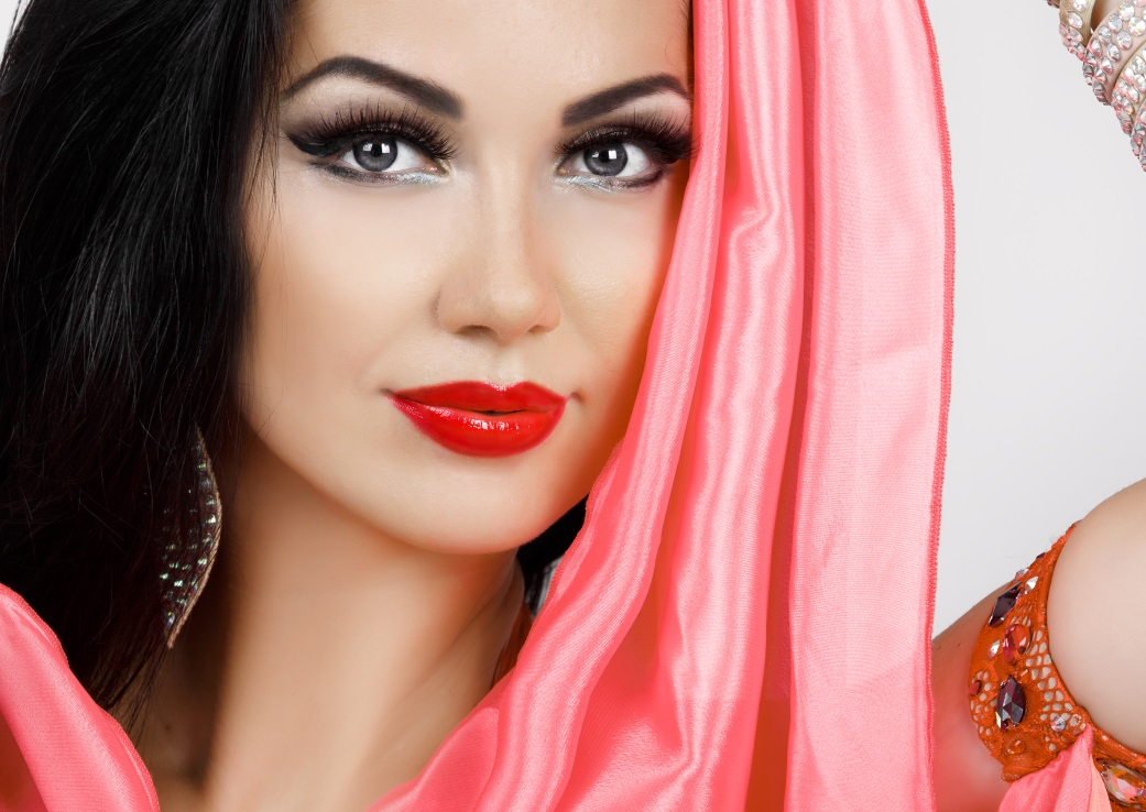 Secretele de frumusete ale femeilor arabe