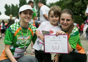 CATENA, alaturi de Happy Run! – Race for the Cure Romania, editia a III-a!