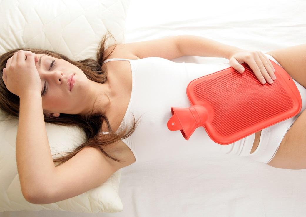 Remedii naturale contra durerilor menstruale