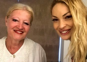 """Valentina Pelinel, o fiica model: """"Imi place sa-mi rasfat mama"""""""