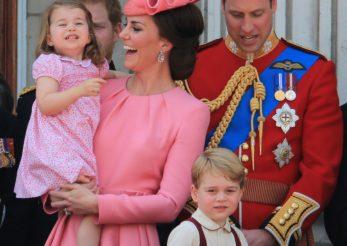 Ducesa de Cambridge si micuta printesa Charlotte, 6 momente adorabile in care si-au asortat tinutele