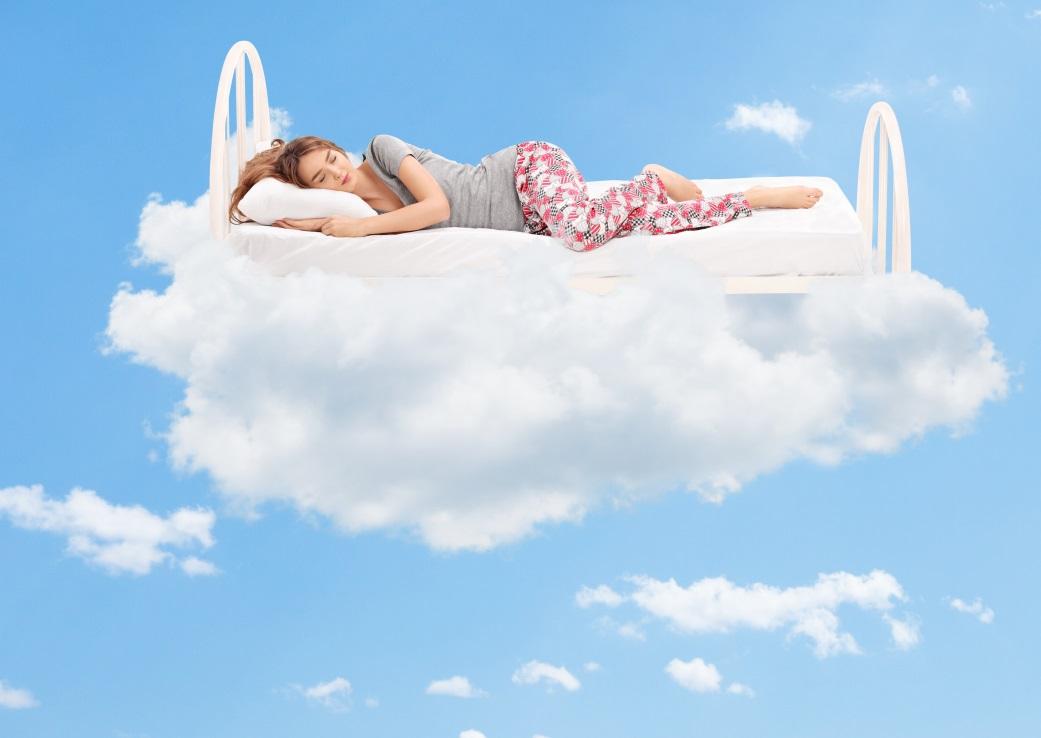 Pozitia in care dormi, indicator al sanatatii