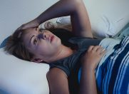 Transpiratiile nocturne – afectiuni posibile