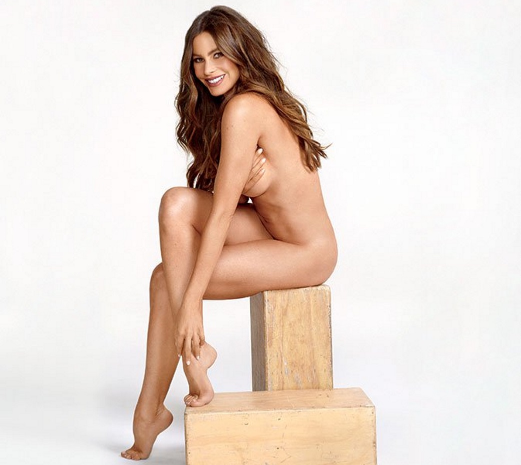 Naked pics of sofia vergara