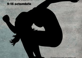 Danseaza-ti povestea la Dance Yourself! Inscrieri pe ultima suta de metri la atelierul gratuit de dans contemporan
