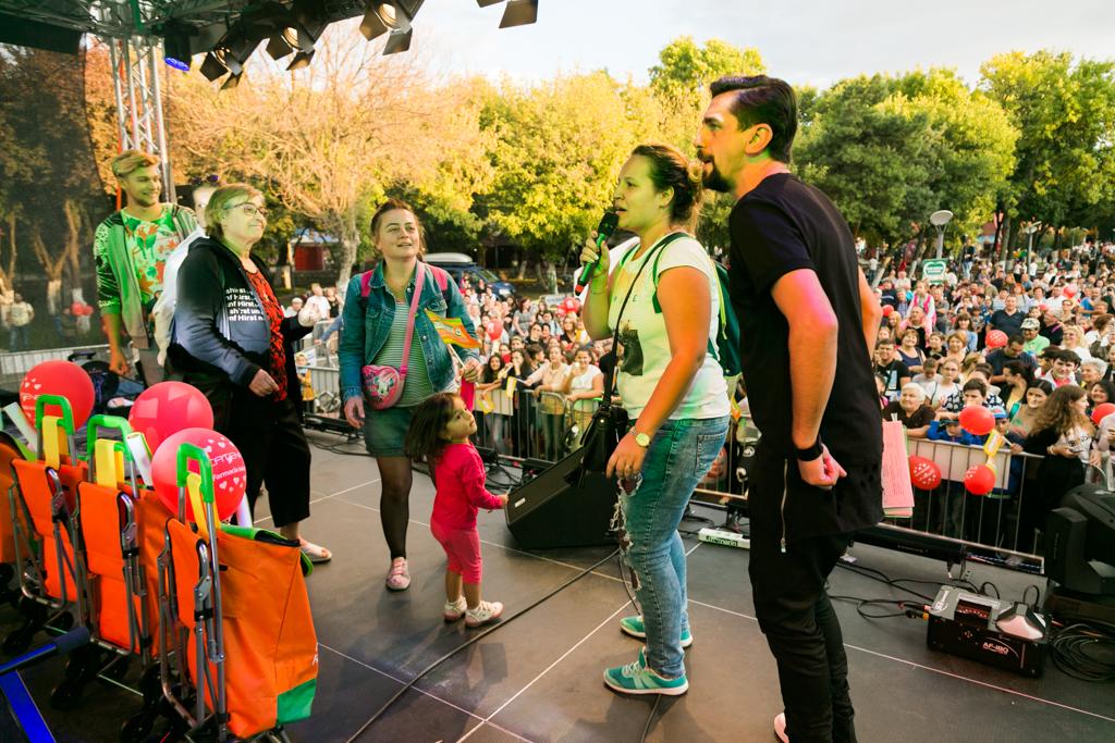 Oraselul Copiilor, neincapator in ziua a doua a Festivalului Inimii Catena