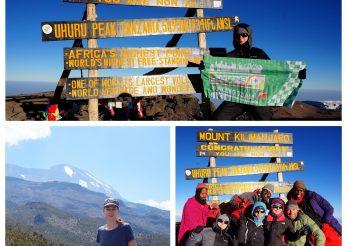 "O farmacista de la CATENA a cucerit Kilimanjaro: ""Am trait o experienta fabuloasa!"""