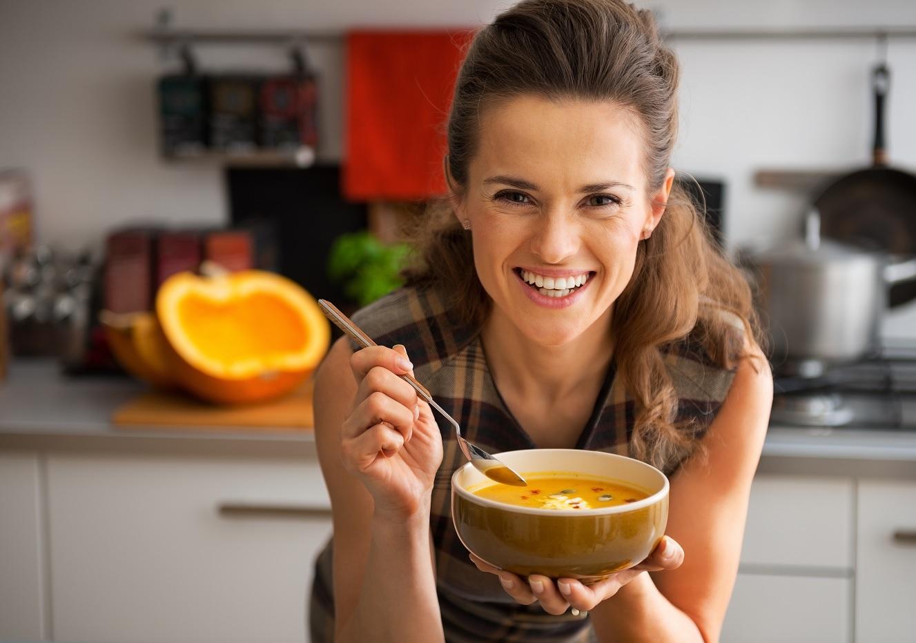 Detoxifierea cu fructe si legume de toamna