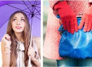 La pas, prin ploaie: haine si accesorii impermeabile care iti insenineaza ziua