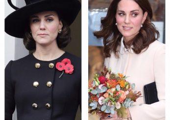 Ducesa de Cambridge a incercat o noua coafura