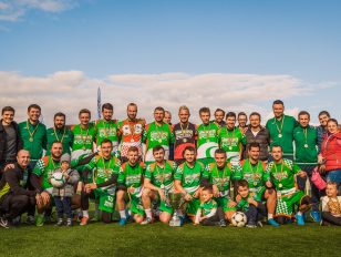 CATENA RACING TEAM, invingatoare la Campionatul National de Fotbal Corporatist 2017, Liga FIFCO!