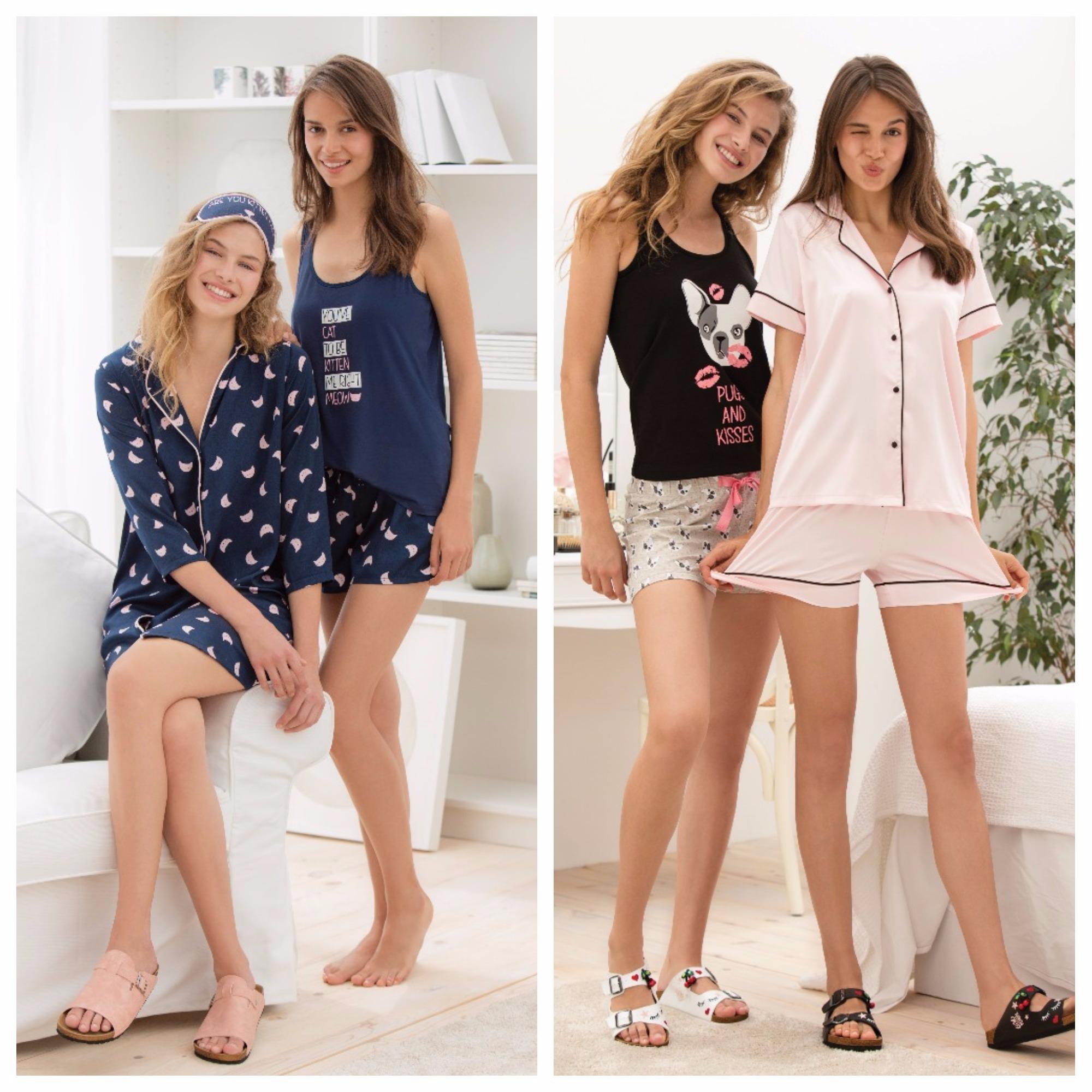 Concurs Penti! Punem la bataie 3 vouchere pentru pijamale comode si sexy