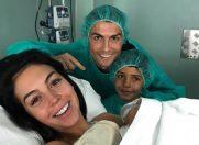 Cristiano Ronaldo, tata pentru a patra oara!