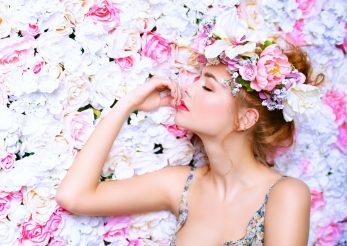 Mereu delicata si frumoasa ca un trandafir cu noile produse Naturalis Cosmetice!