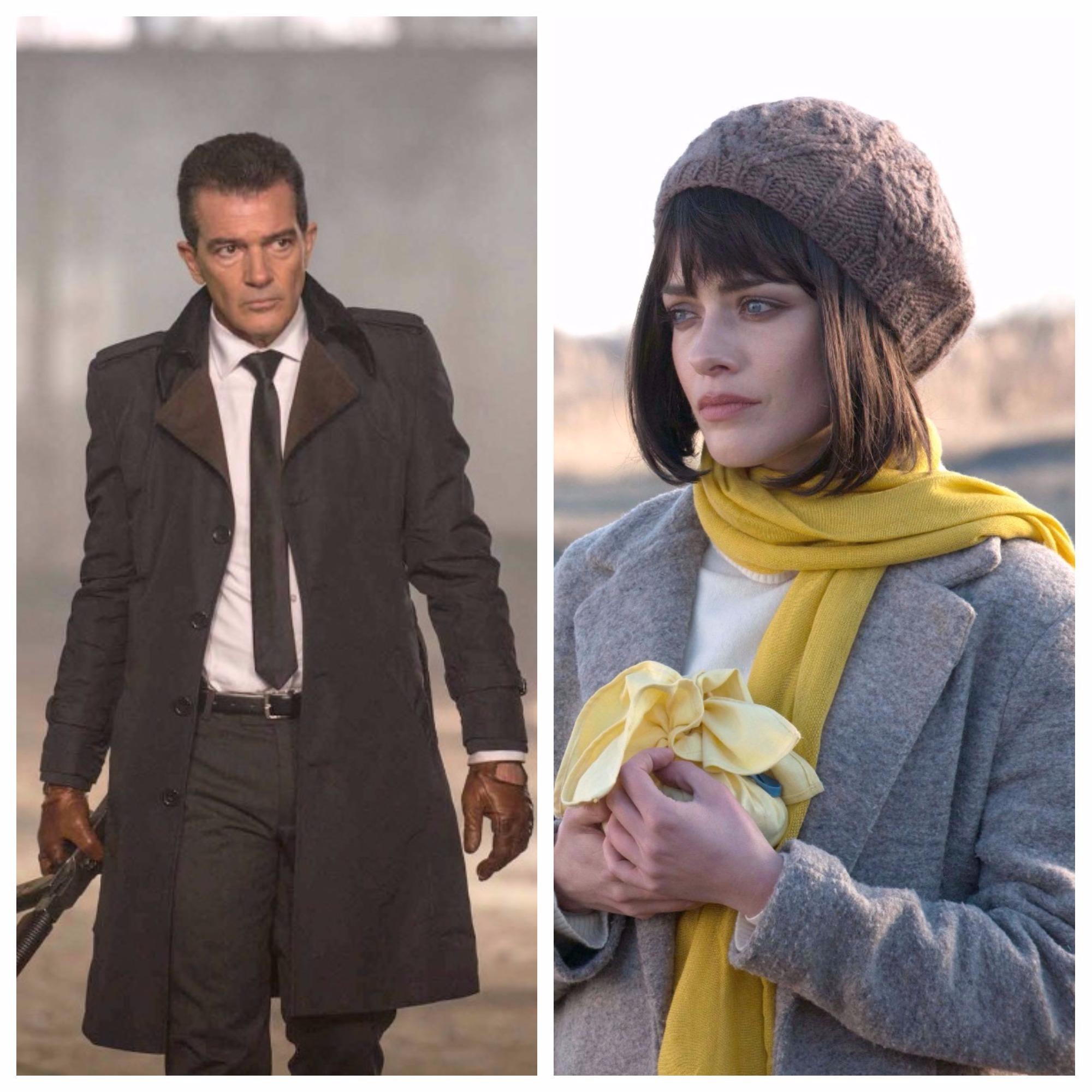 Cand se lanseaza in Romania filmul in care Alexandra Dinu joaca alaturi de Antonio Banderas si Adrien Brody