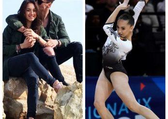 """Larisa Iordache, gimnasta medaliata olimpic: """"Nimic nu este mai frumos decat sa iubesti si sa fii iubit"""""""