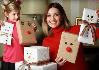 Ela Craciun te invata cum sa impachetezi cu stil cadourile de Craciun: 5 sfaturi utile!