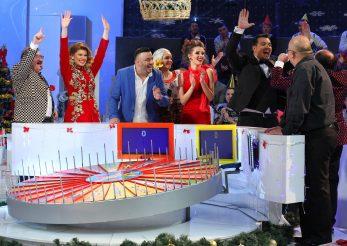 In noaptea dintre ani, vedetele Kanal D intra in pielea personajelor din scenete celebre